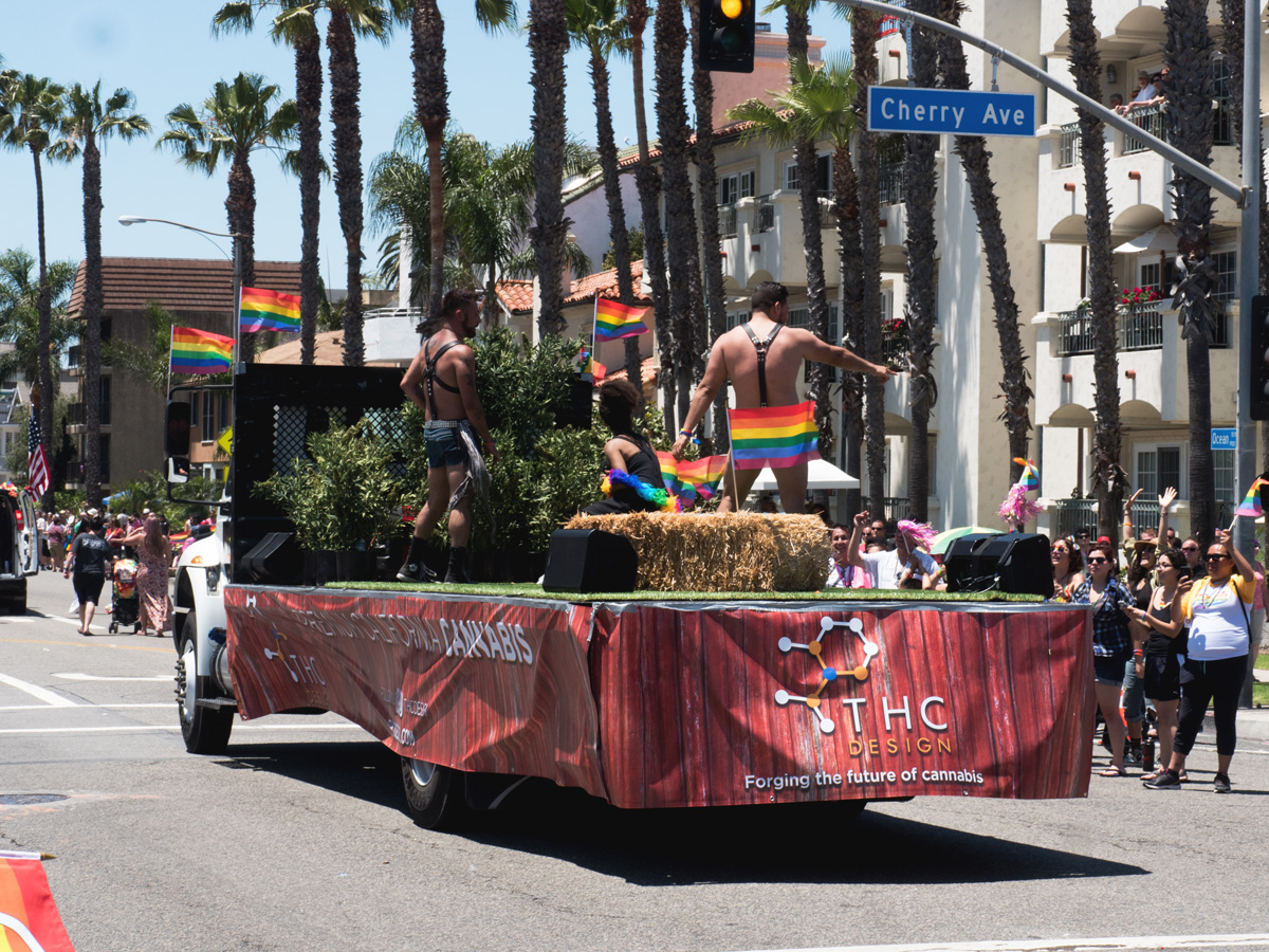 THC Design LGBT Long Beach Pride