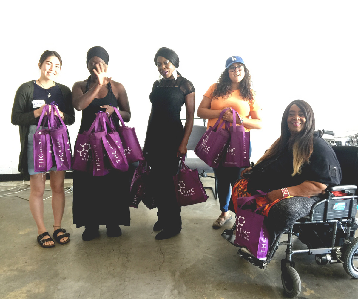 THC Design Charity Downtown Women's Action Coalition