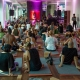 Tantris Yoga class warmup