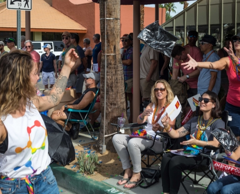 THC Design Participates in Palm Springs Pride