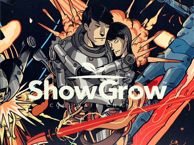 Showgrower's Reserve by THC Design