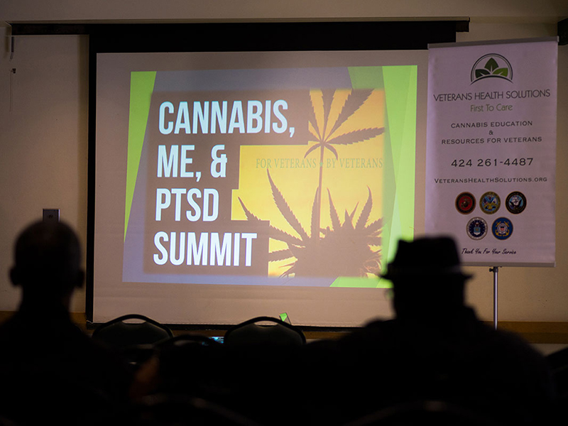 THC Design Continues Veteran Support at 'Cannabis, Me & PTSD Summit'