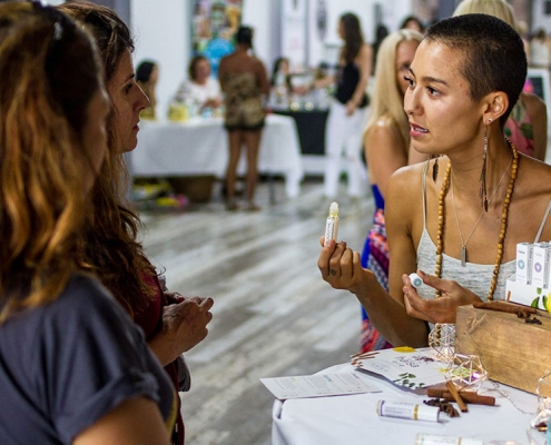 THC Design, Plastic Palmtree & Higher Beauty host Constellations Event