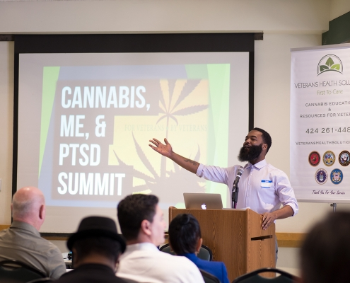 THC Design - PTSD Summit